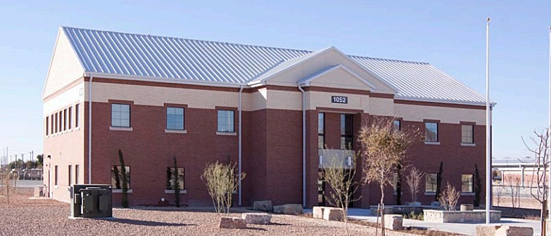 permanent modular building U.S. Army Corps of Engineers Fort Bliss, TX