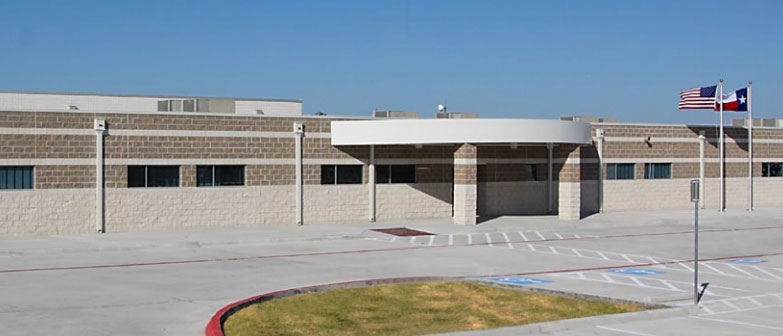 Permanent modular building Blue Ridge ISD