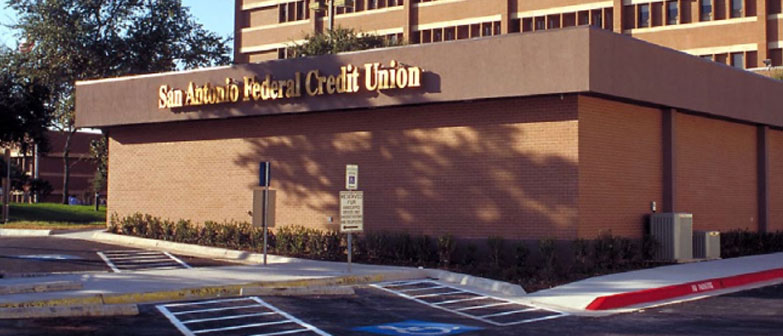 Permanent modular building San Antonio Federal Credit Union