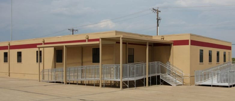 relocatable modular building Arlington Water District