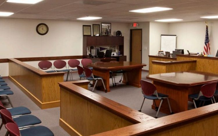 permanent modular building Hildalgo County Courthouse