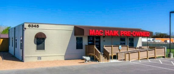 relocatable modular building Mac Haik Auto Group, Offices