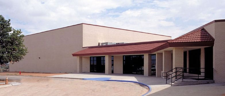 permanent modular buildings SEMINOLE ISD – GYMNASIUM