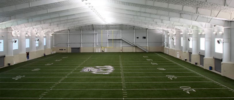 Tcu Athletic Practice Facility Ramtech Building Systems