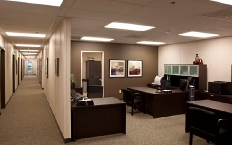 Permanent Modular Building UNT Counseling Offices