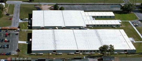 permanent modular building US Army Fort Meade
