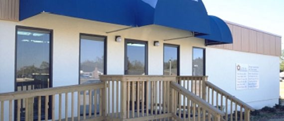 relocatable modular building West Calcasieu Clinic