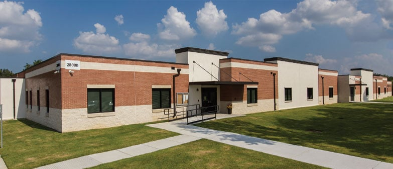 permanent modular buildings Arlington Classics Academy Campus Expansion