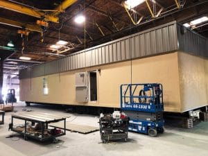 relocatable modular building