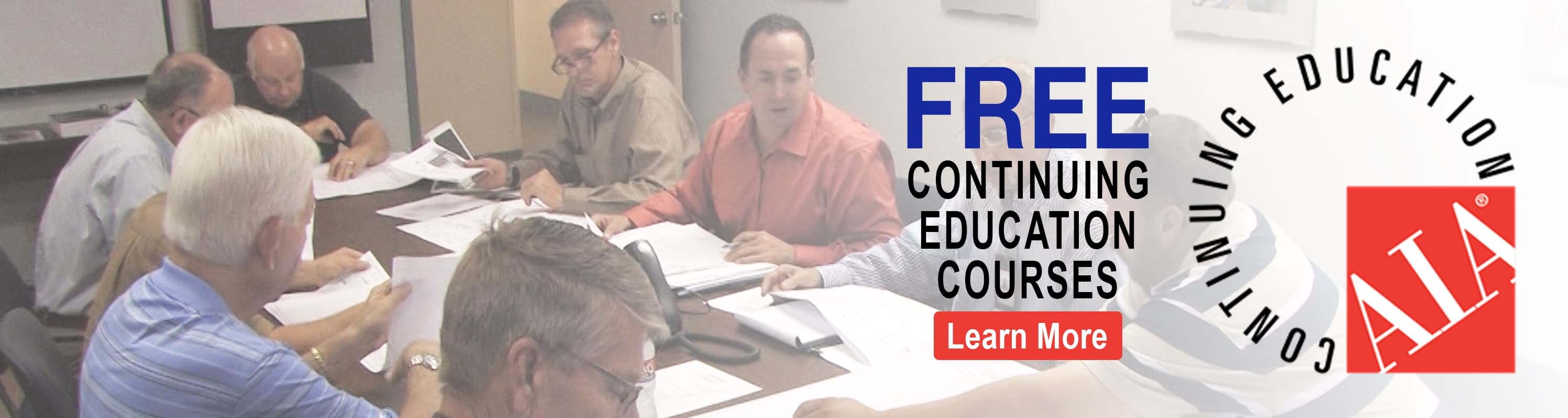 AIA Continuing Education Courses